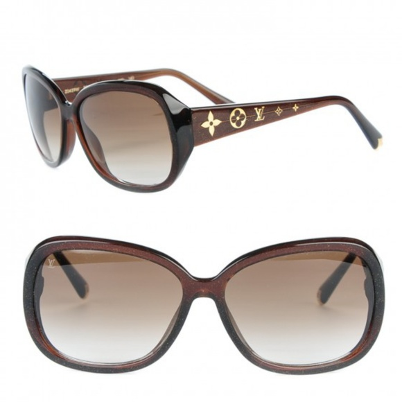 3236cf574f471 Louis Vuitton Accessories - Louis Vuitton Obsession GM Brown sunglasses